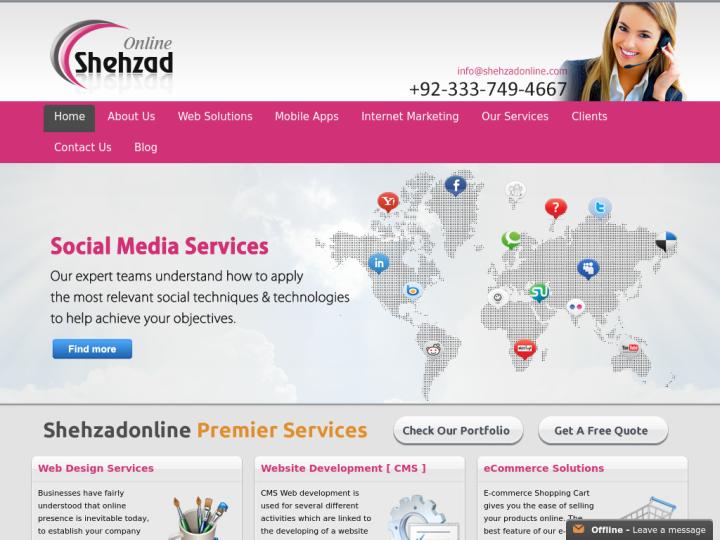 Shehzad Online