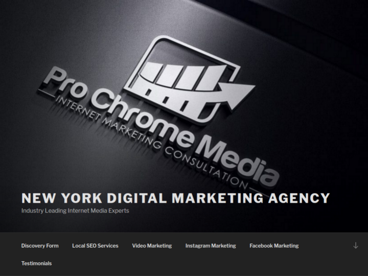 Pro Chrome Media
