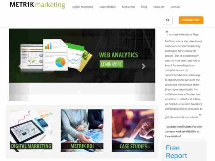 Metrik Marketing