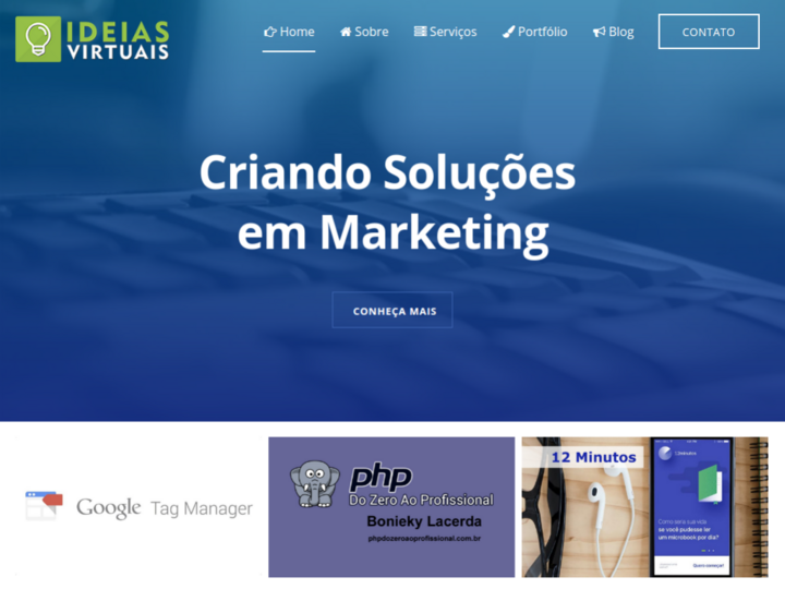 Ideias Virtuais - Marketing Digital e SEO