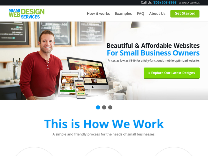 Miami Web Design Services