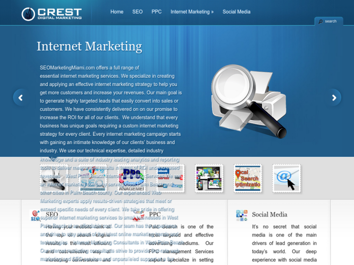 Crest Digital Marketing
