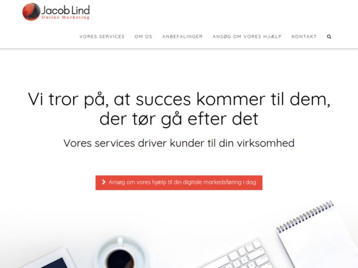 Jacob Lind Online Marketing