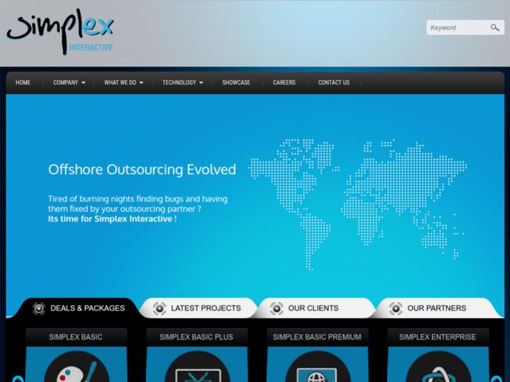 Simplex Interactive