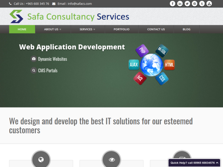 Safa Consultancy Services
