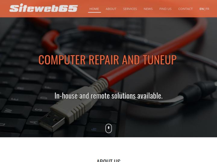 Siteweb65
