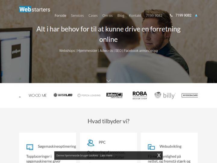 Webstarters