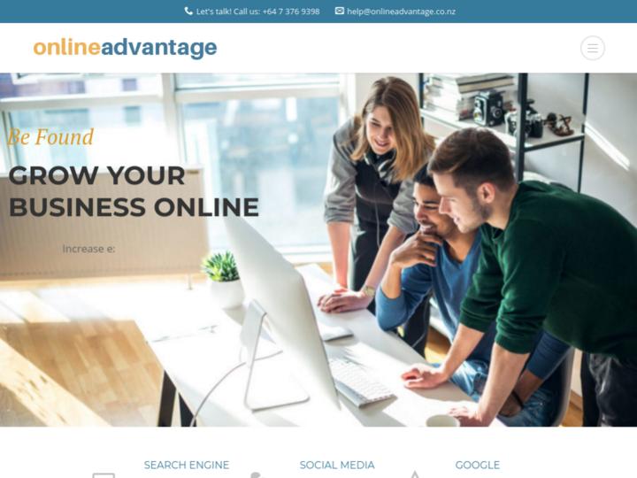 Online Advantage
