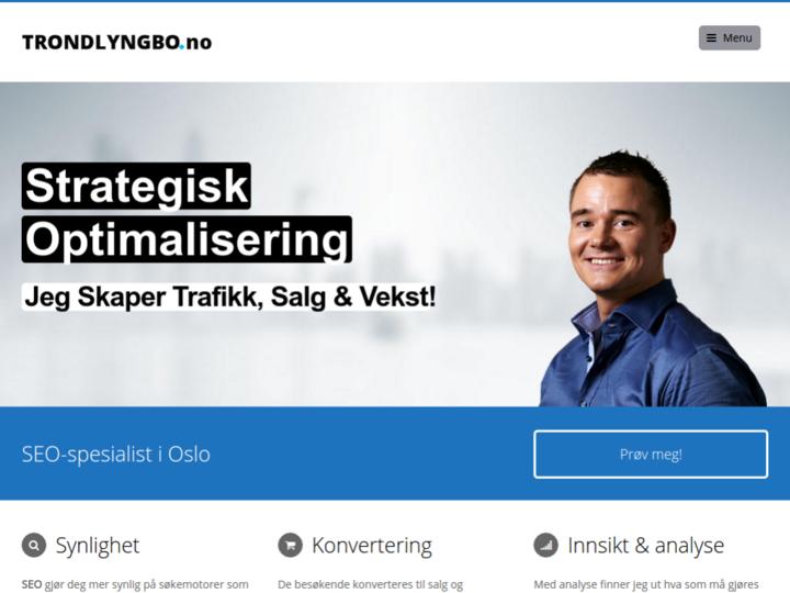 Trond Lyngbø