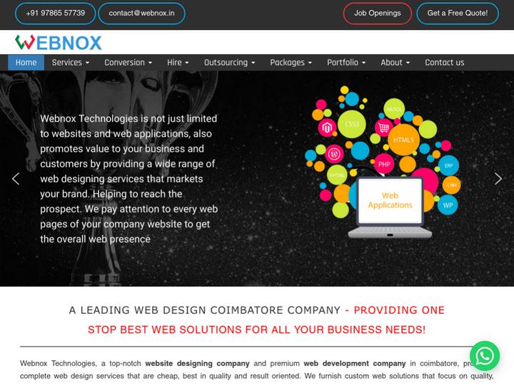 Webnox Technologies