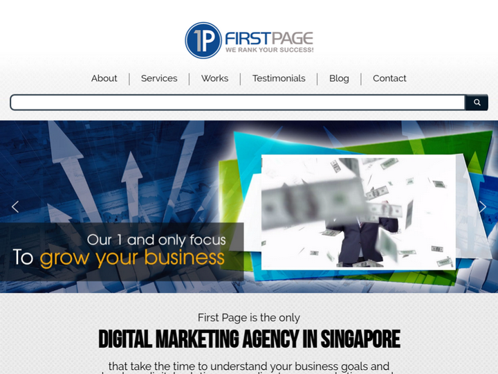 First Page Pte Ltd