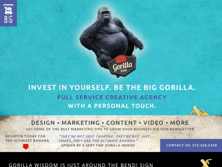 Big Gorilla Design