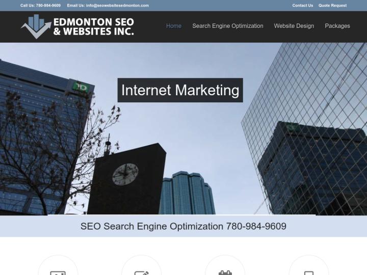 Edmonton SEO & Websites Inc
