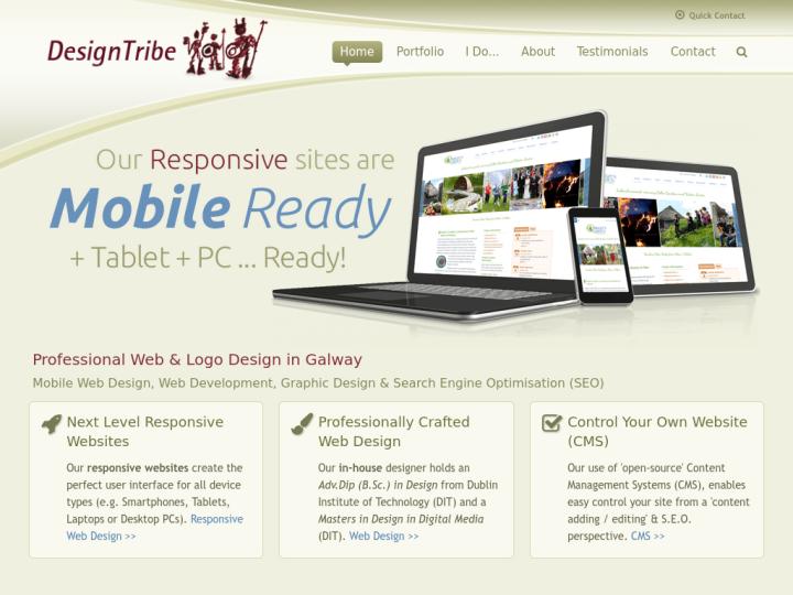 The Design Tribe Ltd.