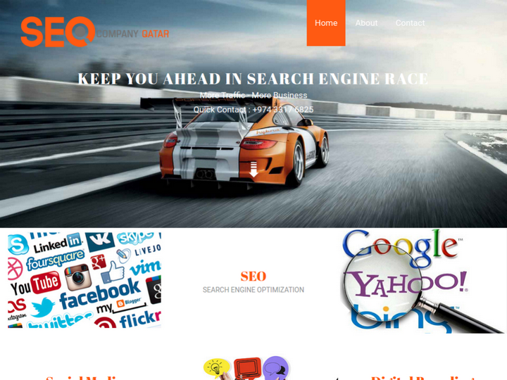 SEO Company Qatar