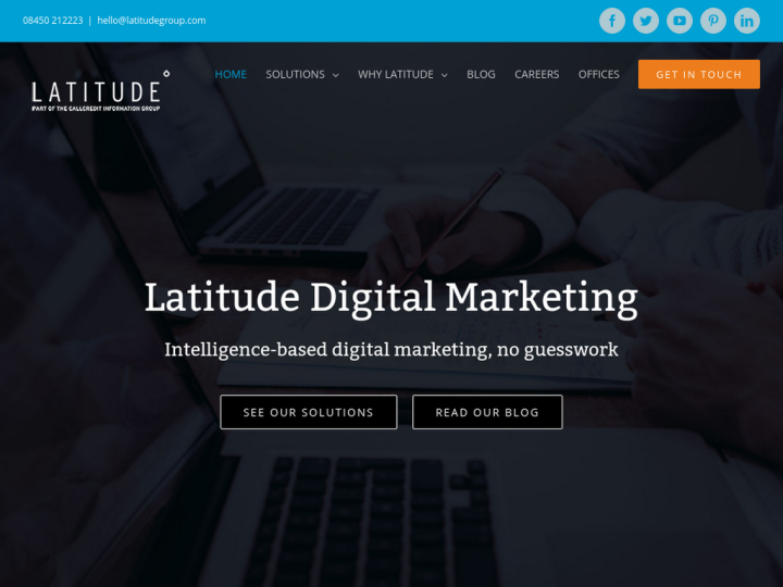 Latitude Digital Marketing Ltd