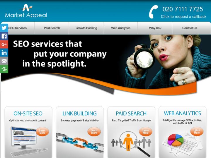 Market Appeal Ltd