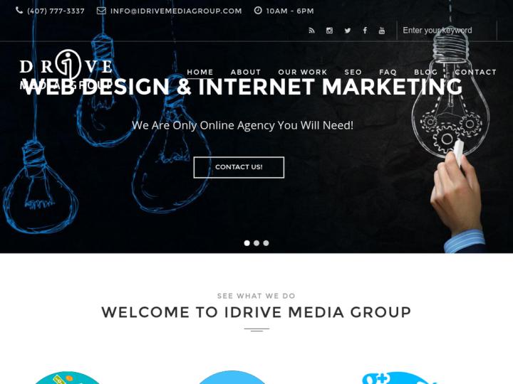 I-Drive Media Group