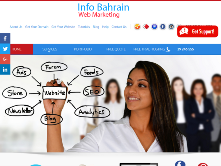Explore Bahrain Computer Systems
