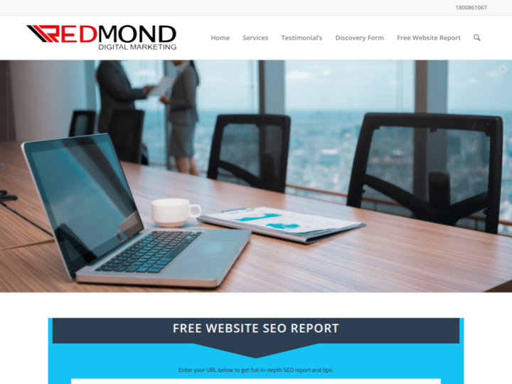 Redmond Digital Marketing