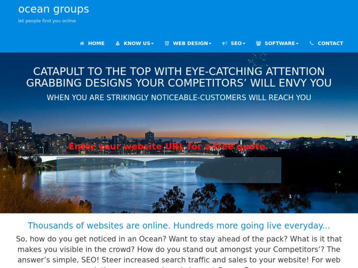 Ocean Groups Pty Ltd