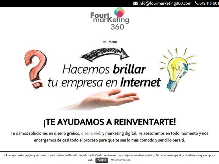 Fourmarketing 360