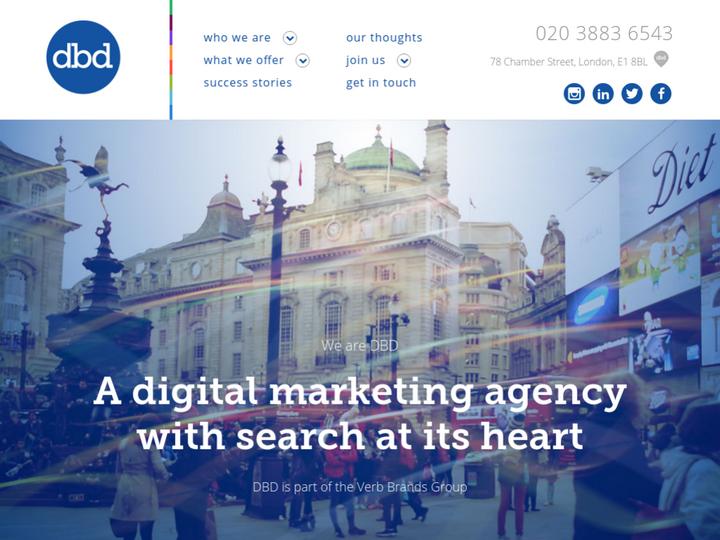 Digital Business Development Ltd