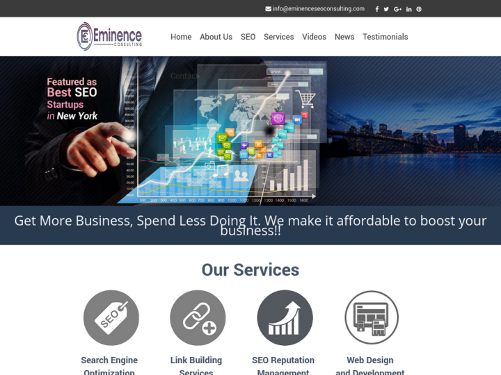 Eminence Consulting LLC.