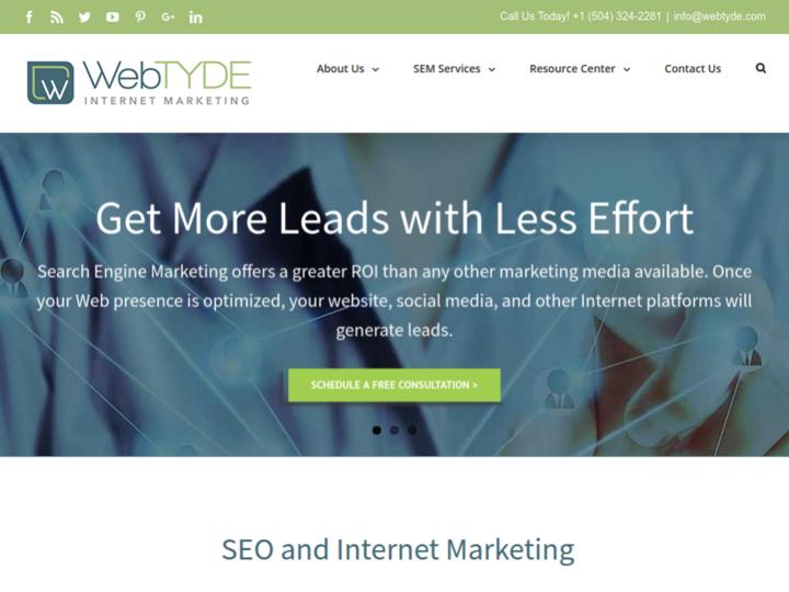 Webtyde Internet Marketing