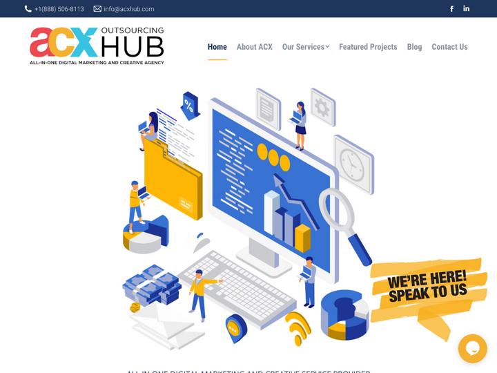 ACX Outsourcing HUB