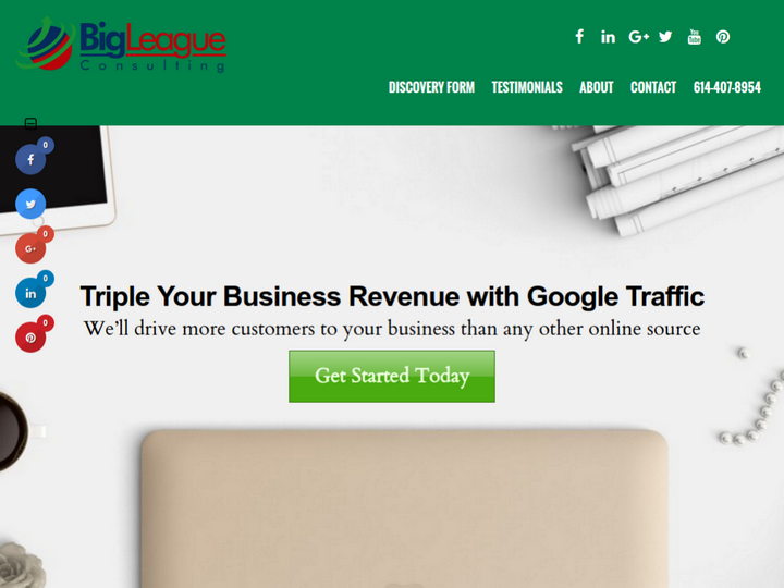 Big League Consulting   SEO & Internet Marketing Experts
