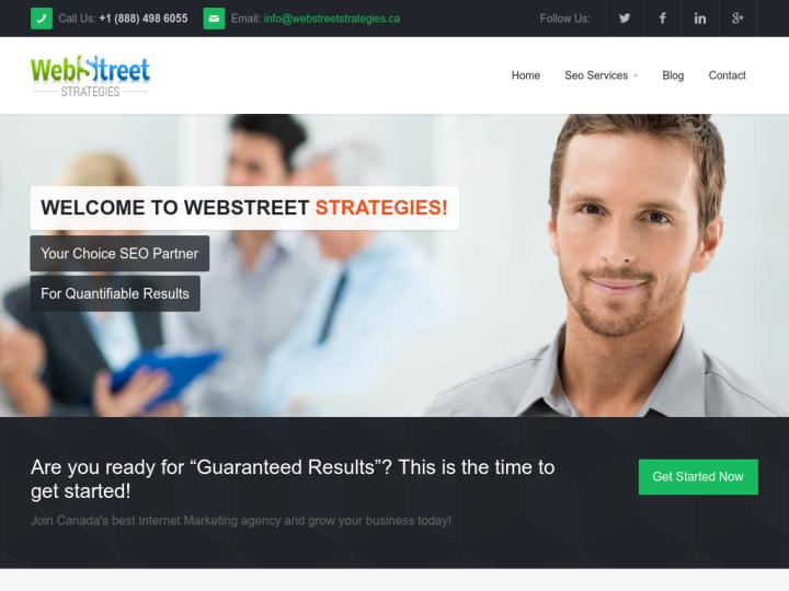 WebStreet Strategies