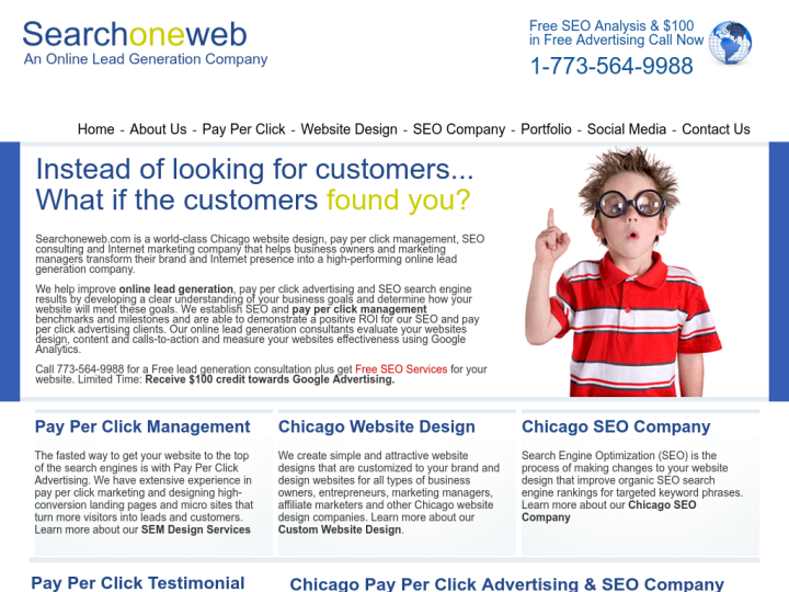 Search One Web