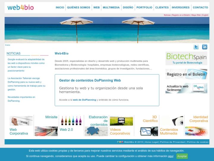 Web4Bio
