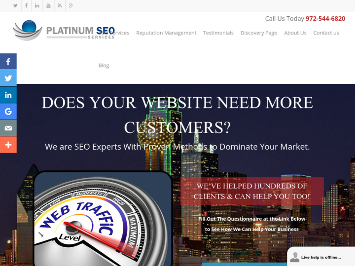 Platinum SEO Services