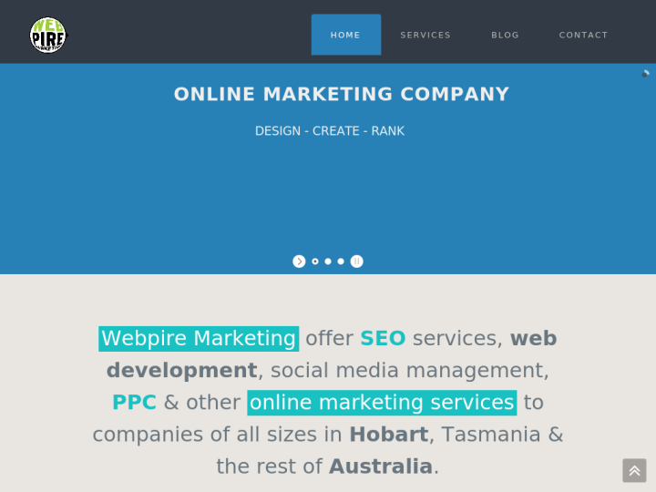 Webpire Marketing