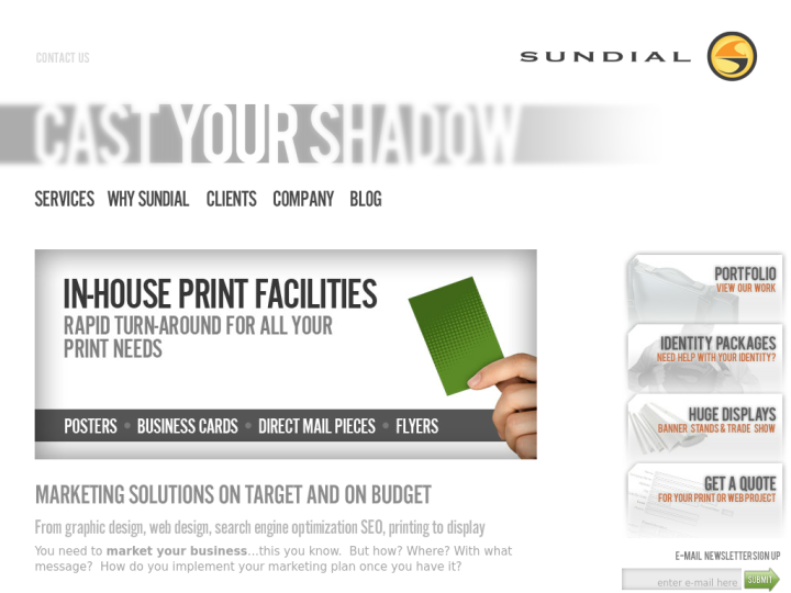 Sundial Graphics