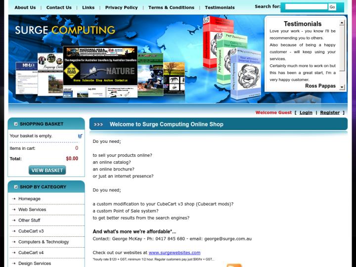 Surge Computing Services