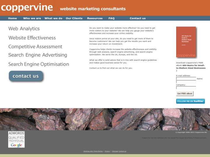 Coppervine