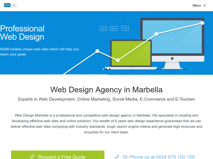Web Design Marbella