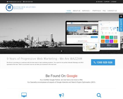 Wazzam Web Solutions