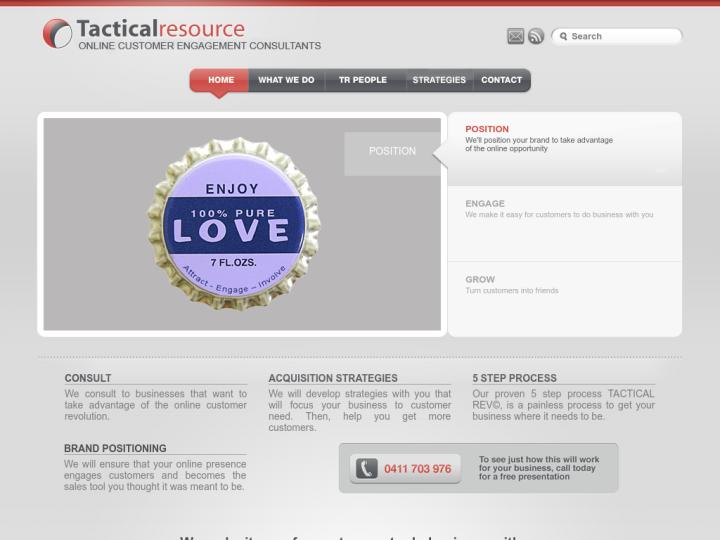 Tactical Resource