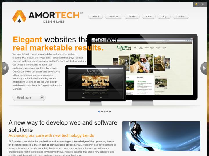 Amortech Inc