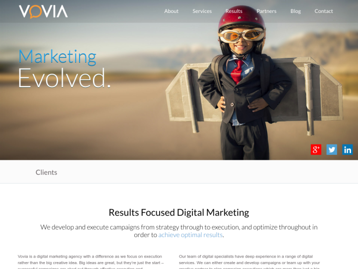 Vovia Online Marketing
