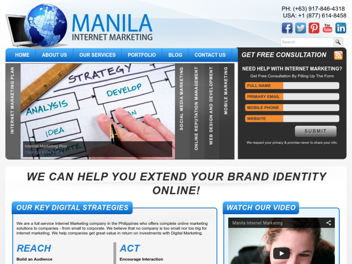 Manila Internet Marketing