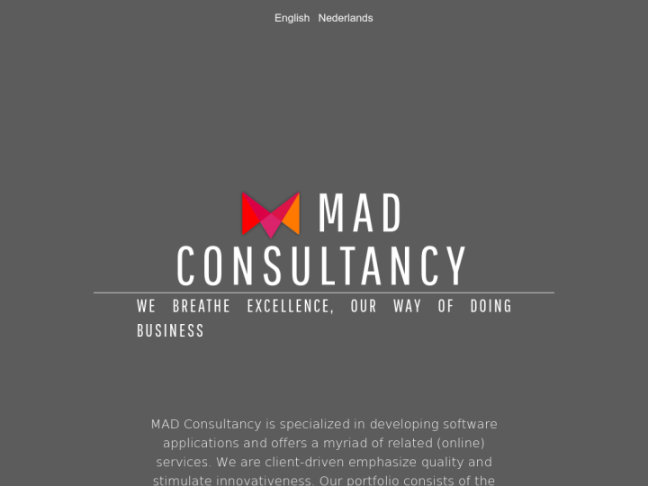 Mad Consultancy