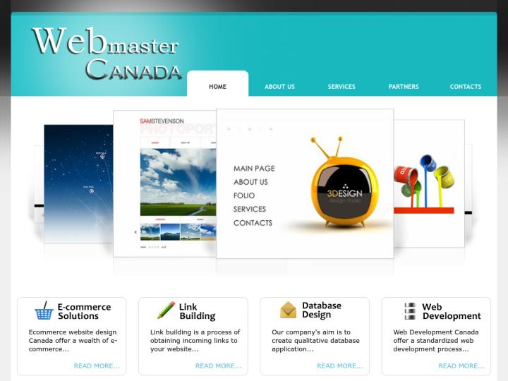 Web Master Canada