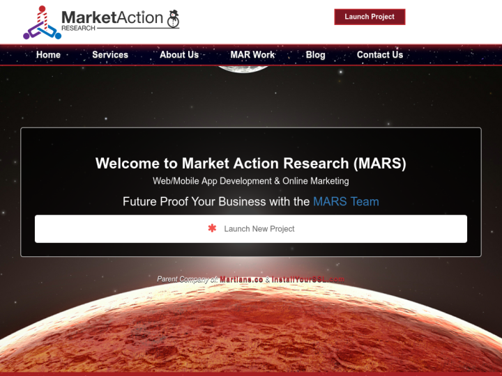 Market Action Research Inc.