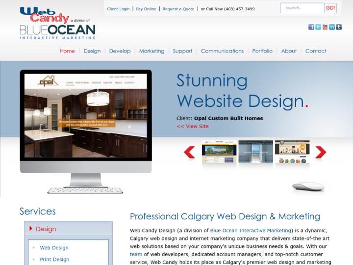 Web Candy Design