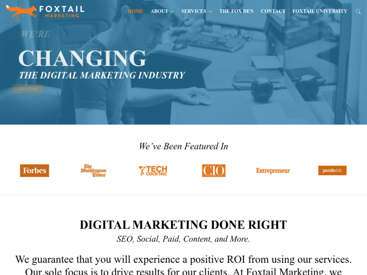 Foxtail Marketing